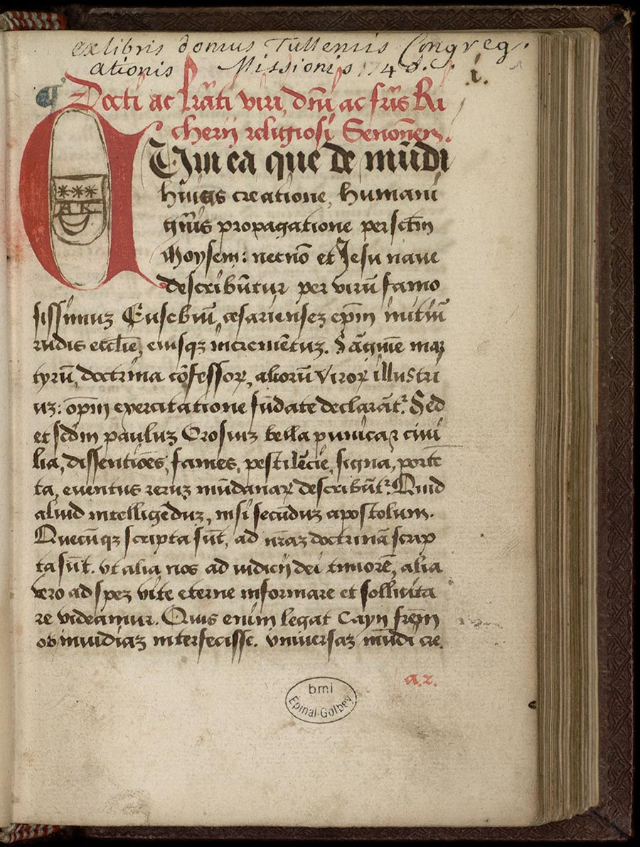 Manuscrit Richer
